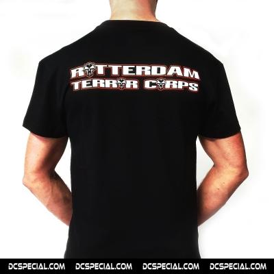 Rotterdam Terror Corps T-shirt 'Gabber A Way Of Life'