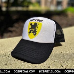 Hardcore Vlaanderen Cap 'Lion Shield'
