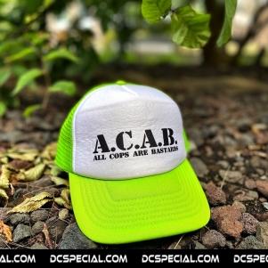 ACAB Pet 'ACAB Basic Neon Green'