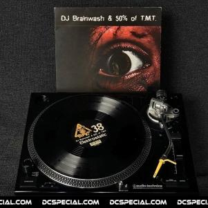 Danger Hardcore Team Vinyl 'DJ Brainwash & 50% Of T.M.T.
