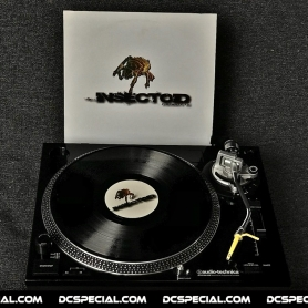 Fix Party Vinyl 'Fix Party 012 - Insectoid – State Of Mental Disease'
