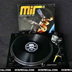 Fix Party Vinyl 'Fix Party 003 - Mir² – Deorbiting EP'