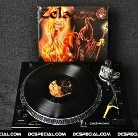 K.N.O.R. Records Vinyl 'KNOR059 - Zelator – Share The Power'