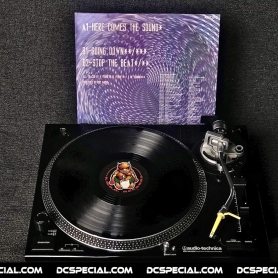 K.N.O.R. Records Vinyl 'KNO039 - Cardassia – Here Comes The Sound'