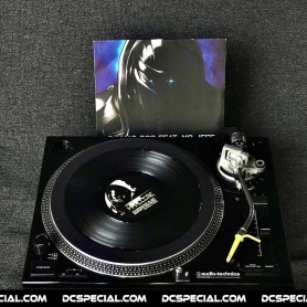 Mad Dog Vinyl 'DJ Mad Dog Feat. MC Jeff – Dedicated To Your Project (Project Hardcore 2011 Official Anthem)'
