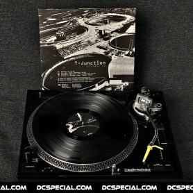 Masters Of Hardcore Vinyl 'MOH077 - T-Junction – Without Me'