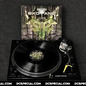 Rhezus Records Vinyl 'RZR004 - Exotane – Octane'