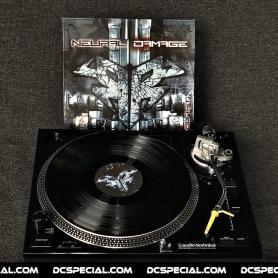 Rhezus Records Vinyl 'RZR003 - Neural Damage – Bomb Blast'