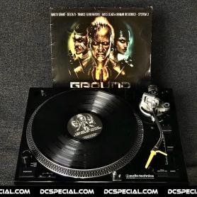 Ground Zero Vinyl 'Ground Zero 2009 - Independence Day'