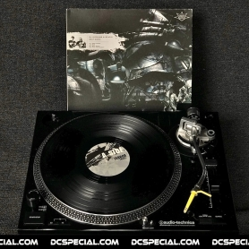 Hardcore Vinyl 'DJ Inyoung & Static – Respect Your Enemy'