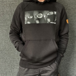 PGwear Full Face Hooded Sweater 'The No Face'