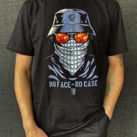 PGwear T-shirt 'No Case No Name'