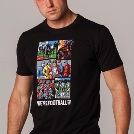 PGwear T-shirt 'We're Football'