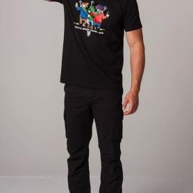 PGwear T-shirt 'Never Drink Alone'