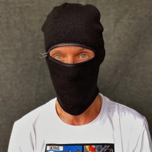 PGwear Muts 'Attack Black'