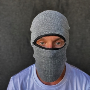 PGwear Muts 'Attack Grey'