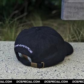 Megarave Cap 'Silver Logo'