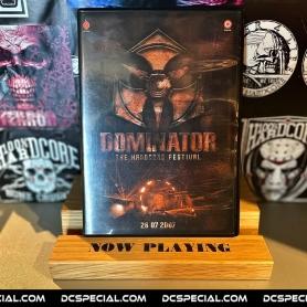 Dominator DVD 'Dominator 2007 - The Hardcore Festival'