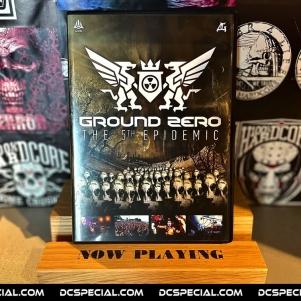 Ground Zero DVD 'Ground Zero 2010 - The 5th Epidemic'