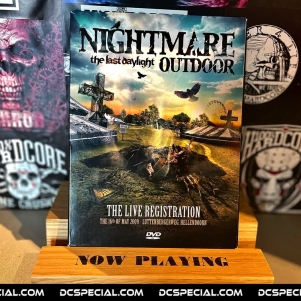 Nightmare Outdoor DVD 'A Nightmare Outdoor 2009 - The Last Daylight - The Live Registration'