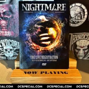 Nightmare DVD 'A Nightmare In Rotterdam 2010 - Create The Future'