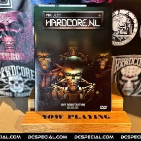 Project Hardcore DVD 'Project Hardcore 2005 - Live Registration 01.10.05'