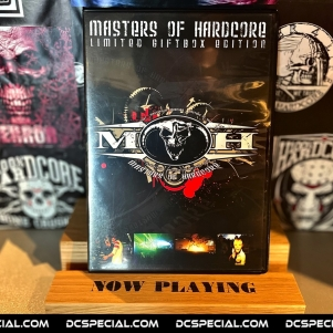 Masters Of Hardcore DVD 'Masters Of Hardcore 2007 Limited Giftbox Edition'