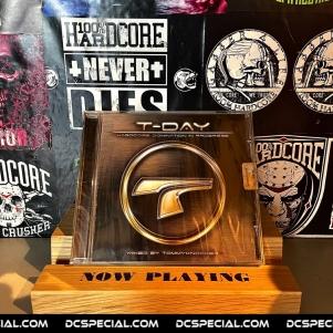Hardcore CD 'Tommyknocker – T-Day - Hardcore Domination In Progress'