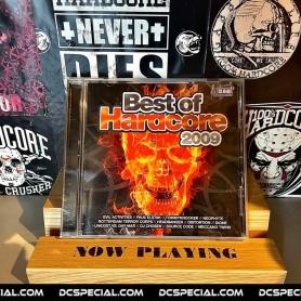 Hardcore CD 'Best Of Hardcore 2009'