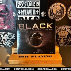 Hardcore CD 'Black 2012 - The Reflection Of Your Dark Side'