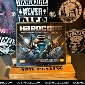 Hardcore CD 'Hardcore - The Ultimate Collection Volume 2 . 2012'