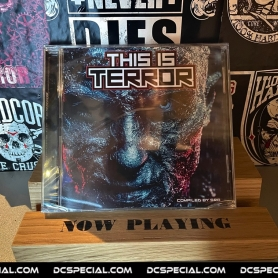 SRB 2021 CD 'This Is Terror - Visions Of Terror'