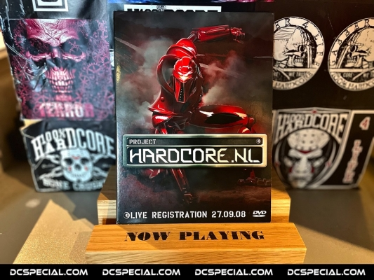 Project Hardcore DVD 'Project Hardcore Live Registration 27.09.08'