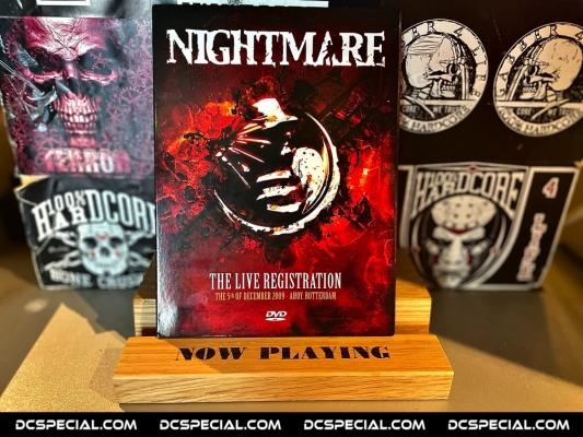 Nightmare DVD 'Nightmare - The Live Registration 05/12/2009'