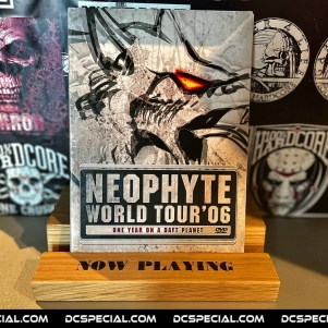 Neophyte DVD 'Neophyte World Tour '06 - One Year On A Daft Planet'