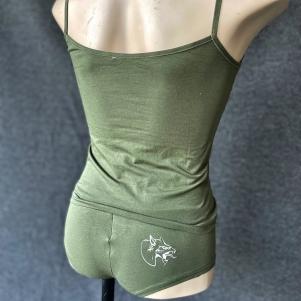 Neophyte Ondergoedset 'Neophyte Khaki Green'