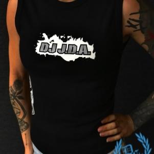 DJ JDA Vrouwen Tanktop 'DJ JDA'