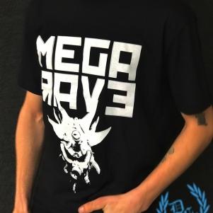 Megarave T-shirt 'VIG - Very Important Gabber'