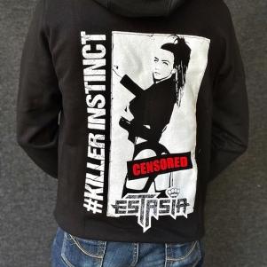 Estasia Hooded Sweater 'Killer Instinct'