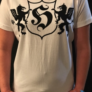 Hooligan Dames T-shirt 'Dragon'