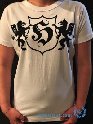 Hooligan Dames T-shirt 'Dragon'