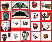 Maskers