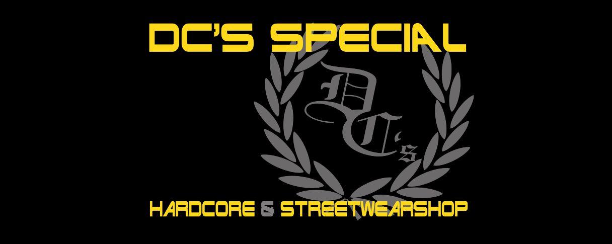 DC's Special - Hardcore & Streetwearshop